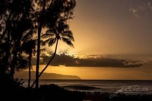 Por do Sol Hawai